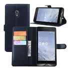 For Asus Zenfone 6 Flip Card Wallet Phone Case PU Leather Protective Wallet Cove