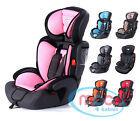 Mcc 3 in 1 Child Baby Car Seat Safety Booster For Group 1/2/3 9-36kg ECE R44/04 <br/> Harness System Designed &amp; Made in Spain ✔ RRP &pound;69.99✔