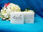 Maid Of Honor Gift Heart Candle With Tealight Inserts Personalized
