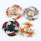 Cyclone Dart Shape Finger Spinner Fidget Hand Spinners Gyro EDC Child Toy Eager