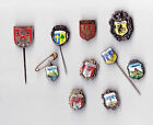 Vintage GERMANY pin badge brooches Deutschland Anstecknadeln Brosche 4