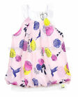 Deux par Deux Girls' Balloon Shaped Top Pink Colibri Joli, Sizes 7-12