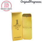 1 Million Cologne 3.4 - 6.7 - 1.7 oz By PACO RABANNE FOR MEN EDT SPRAY NEW NIB