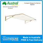 Austral Compact 39 Wall Mounted Clothes Line Clothesline FREE DELIVERY