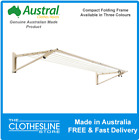 Austral Slenderline 16 Wall Mounted Clothesline Clothes Line FREE DELIVERY