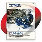All Years Yamaha VX700XTCP Repair Manual Clymer S827 Service Shop Garage