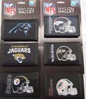 NFL Printed Tri-Fold Nylon Wallet RICO -Select- Team Below on eBay