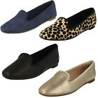 Clarks Ladies Loafers - Chia Milly