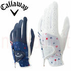 NEW CALLAWAY GOLF JAPAN EXCLUSIVE WOMEN'S GOLF GLOVES, PAIR, ASSORTED COLORS