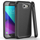 Shockproof Rugged Hybrid TPU Protective Case Cover For Samsung Galaxy J3 2007