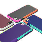 For Apple iPhone 7/ 7 Plus Case Crystal Bling Hybrid Shockproof TPU Bumper Cover