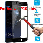 3D Full Cover 9H Tempered Glass Screen Protector For Huawei P10 / P10 Plus Lite