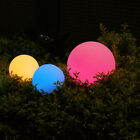Bellini Rechargeable Indoor and Outdoor Multicolor Light Up Globe Ball Lantern