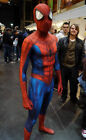 Marvel Amazing Spiderman Halloween Cosplay Costume Superhero Spandex Zentai Su