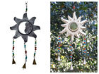 SUSPENSION mobile Soleil Et Miroirs mobile Windchime Pagan Wiccan Goth New Age