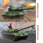 Trumpeter 05598 00924 1/35 1/16 Scale Russian T-72B Main Battle Tank Model Kits