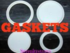 GASKETS & Liners for Mason Jar Lids & Rings/Bands, Reg & Wide