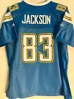 NFL Los Angeles Chargers American Football Shirt Jersey Womens Ladies Girls $52.16 USD on eBay