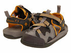 COLUMBIA WATU 3 (BC3180) BOYS SPORT HOOK & LOOP STRAP SANDALS SIZE 12 BUNGEE