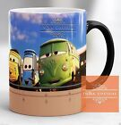 Lightening MCQueen cars friends Coffee Mugs Awesome Christmas New Year Gift