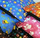 NEW EXTRA LARGE DOG BED REMOVABLE ZIPPED COVER WASHABLE PET CUSHION COVER ONLY