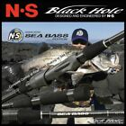 BLACK HOLE NS RODS SPECIAL SEABASS SPINNING ROD SEABASS EDITION