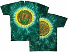 "Grateful Dead ""Celtic Sun"" Double Sided Tie-Dye T-Shirt - FREE SHIPPING"