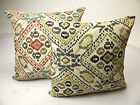 Moroccan Jacquard 17in X17in Cushion Covers
