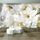 WALLPAPER NON WOVEN MURAL PHOTO FOTOTAPETE NATURE FLOWERS 3508VE