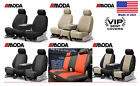 Coverking Synthetic Leather Custom Seat Covers GMC Sierra 1500 2500