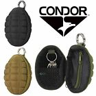 Condor Grenade Zipper Keychain Tactical Multi-Purpose Wallet Pocket Pouch 221043