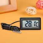 LCD Embedded Digital Thermometer For Fridges Freezer Aquarium TANK Home