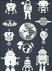 LOTS 6-24 PCS. SUB-SETS SPACE AND ALIENS DIE CUTS* *READ* ASTRONAUT PLANET EARTH