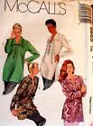 McCall's 8565 Misses Tunics & Camisole Pattern MANY SIZES OOP VINTAGE