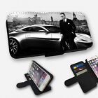 JAMES BOND FAST CAR SLEEK FLIP PHONE CASE COVER WALLET CARD HOLDER (F) £8.95 GBP