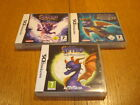 Nintendo DS Games - SPYRO COLLECTION - Select Game