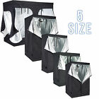 100% Reflective Indoor Grow Tent Room 600D Mylar Hydroponic Non Toxic Hut