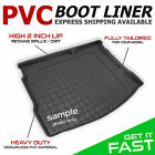 Seat Ateca 2016+ Tailored PVC Boot Liner / Mat / Tray (UPPER LEVEL) (V)