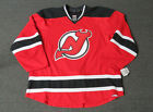 New New Jersey Devils Authentic Team Issued Reebok Edge 20 Hockey Jersey NHL