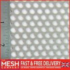 5mm Hole x 8mm Pitch x 1mm Thick SS304 Perforated Mesh Sheet - MEGA LISTING
