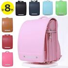 New Japanese Style School Bag Satchel RANDOSERU   7 Colors with Cover
