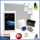 """Bosch Solution 2000 Alarm System With 2 X Gen 2 Tritech Detectors+ 7"""" Touch Pad"""