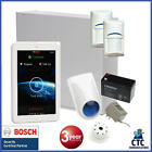 """Bosch Solution 2000 Alarm System With 2 X Gen 2 Standard Detectors+ 7"""" Touch Pad"""