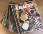 Crafts-Golden Hands Encyclopedia-Clay-Woodworking-Origami-Mosaics-Sewing-Leather