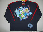 Langarmshirt The Simpsons blau 128 neu!!