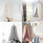 Canopy Bed Netting Mosquito Bedding Baby Kids Reading Play Tents Cotton Bedcover