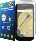 2x Anti-Glare Matte LCD Screen Protector Take for Motorola Moto E 2 4 E2 E4 LTE