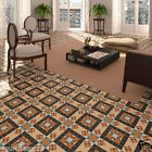 TILE DEALS / SAMPLES: Harrow Square Victorian Mosaic Pattern Wall & Floor Tiles