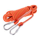 10mm Static Kernmantle Rope Rescue-Arborist Climbing Abseiling 10M Outdoor Sport