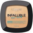 L'Oreal INFALLIBLE PRO-GLOW PRESSED POWDER ~ Choose Your Shade